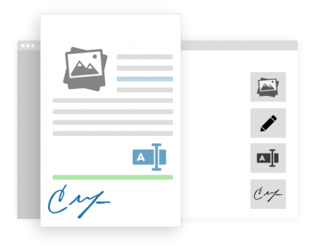 Document editor from SimpleSign