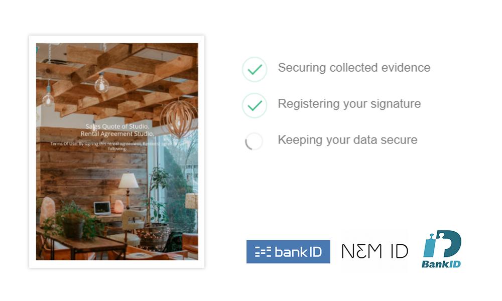 BankID, NemID, Norwegian BankID