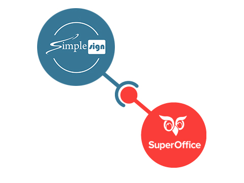SuperOffice SimpleSign