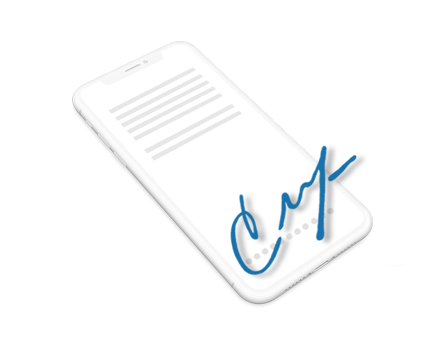 Esignatures made easy