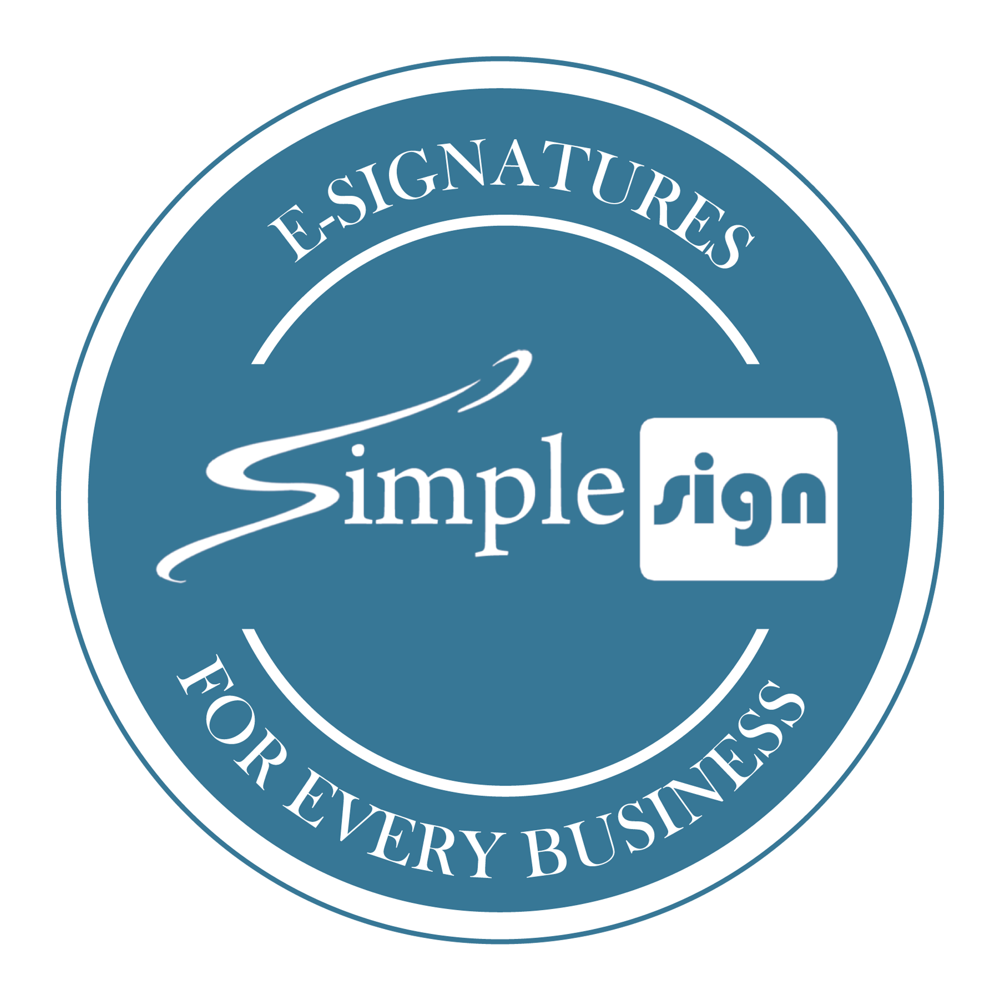 Simplesign logotype
