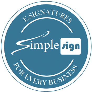 SimpleSign logotype